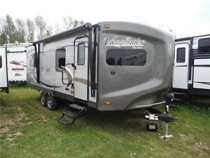 2016 ViewFinder V24SD Luxury Ultra Lite Travel Trailer- V Nose