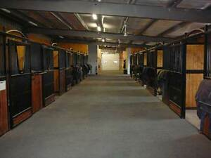 Horse  boarding  available 15 minutes west of Spruce Meadows