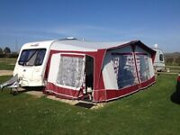 BRADCOT CLASSIC SPORT AWNING SIZE 950 TO 975
