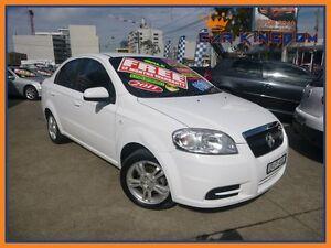 2011 Holden Barina TK MY11 4 Speed Automatic Sedan Homebush Strathfield Area Preview