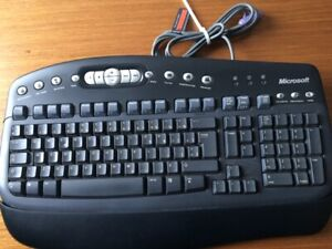Clavier MultiMedia Keyboard Microsoft