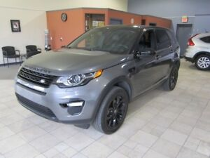 2016 Land Rover Discovery Sport HSE NAV-CAMERA LOADED LOCAL ONLY