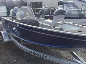 Alumacraft boat co buy or sell used or new power boat for Yamaha outboard financing