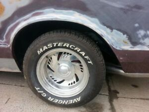 1 set of Monte Carlo rims for sale