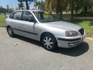 2004 Hyundai Elantra XD 2.0 HVT 5 Speed Manual Hatchback Southport Gold Coast City Preview