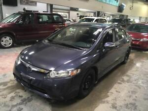 """2008 Honda Civic Hybrid"""" CERTIFIED"""" WINTER TIRES AVAILABLE"""