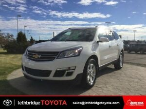 2014 Chevrolet Traverse TEXT 403.393.1123 for more info!