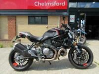 Ducati Monster 821 Dark Stealth 2019 Model - ONLY 2900 MILES, FDSH, TAILY TIDY