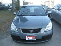 2006 Kia Rio Rio5 EX PRESTIGIOUS CONDITION