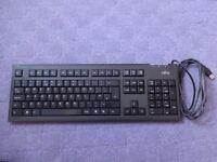 Fujitsu KB400 USB Keyboard (black)