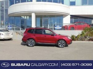 2018 Subaru Forester Touring | POWER LIFTGATE | STEERING WHEEL A