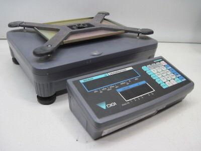 Digi Dmc-290 Scale S-x Digital Weighing Platform Cap 50lb 20w 117v Missing Plate
