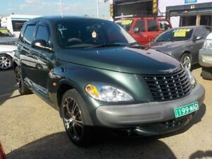 2001 Chrysler PT Cruiser PT Classic Green 4 Speed Automatic Wagon North St Marys Penrith Area Preview