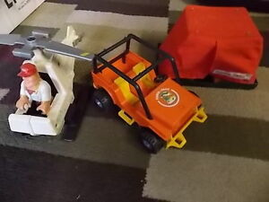 VINTAGE FISHER-PRICES TOYS