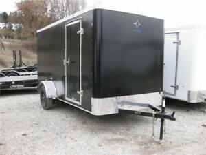 Southland 6 x 12 Enclosed Cargo Ramp