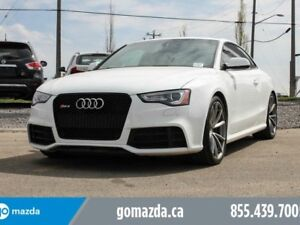 2014 Audi RS 5 AWD 450 HP LOADED 2 SETS OF TIRES