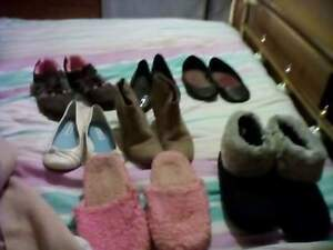 shoes/slippers/high heals/flats