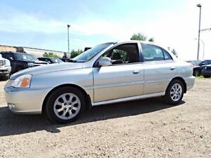 2005 Kia RIO BASE For Sale Edmonton