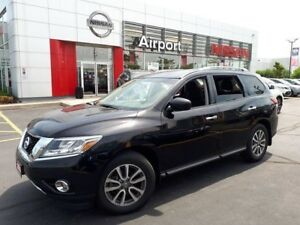 2014 Nissan Pathfinder SV LOADED,ALLOY,PW,PL,ABS,BLUE