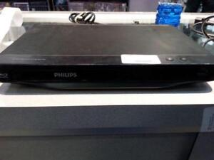 Phillips Blu-ray Player.  We sell used Blu-ray Players. (#35245)