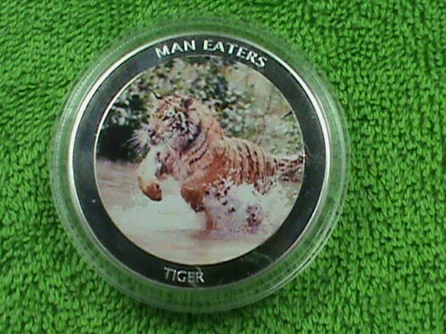 UGANDA   100 Shillings   2010   PROOF  TIGER   COMBINED SHIPPING