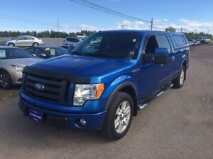 2009 Ford F-150 FX4 4WD SuperCrew