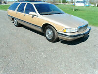 1995 Buick Roadmaster Estate Wagon Limited - Fully Loaded