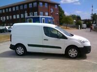 Peugeot Partner 850 S 1.6 Hdi 92 Van [Sld] EURO 5 DIESEL MANUAL WHITE (2015)