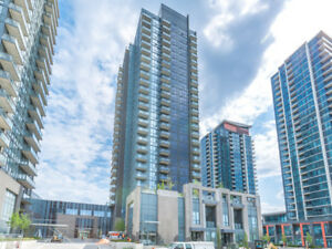 Brand New One Bedroom for Lease at Hurontario/Eglinton!