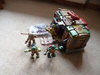 Teenage Mutant Ninja Turtles Shell Raiser Vehicle