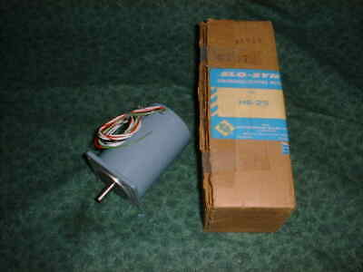 New Slo-syn Superior Electric Stepper Motor Type Hs25 29115-b2