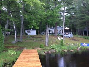 4 Bedroom cottage on beautiful Skootamatta Lake. 647-546-7176
