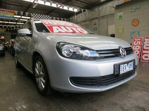 2011 Volkswagen Golf 1K MY12 90 TSI Trendline 7 Speed Automatic Wagon Mordialloc Kingston Area Preview