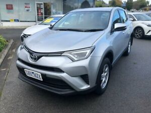 2016 Toyota RAV4 ZSA42R GX 2WD Silver 7 Speed Constant Variable Wagon Lilydale Yarra Ranges Preview