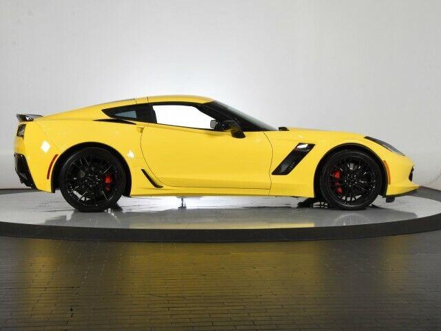 2016 Yellow Chevrolet Corvette Z06 3LZ | C7 Corvette Photo 7