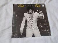 Vinyl LP Elvis That's The Way It Is – Elvis Presley RCA Victor SF8162