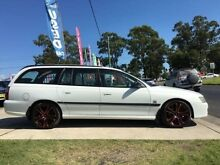 2004 Holden Commodore VZ Executive White 4 Speed Automatic Wagon Windsor Hawkesbury Area Preview