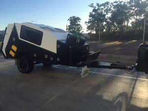 OFF ROAD heavy duty camper trailer Bundaberg Central Bundaberg City Preview