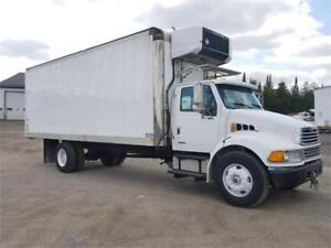 2008 STERLING ACTERRA AUTOMATIC WITH 24FT. REEFER 247910 KMS
