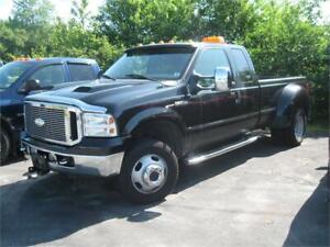 2007 Ford F350SD Lariat Diesel Dually  Fifth Wheel Hauler