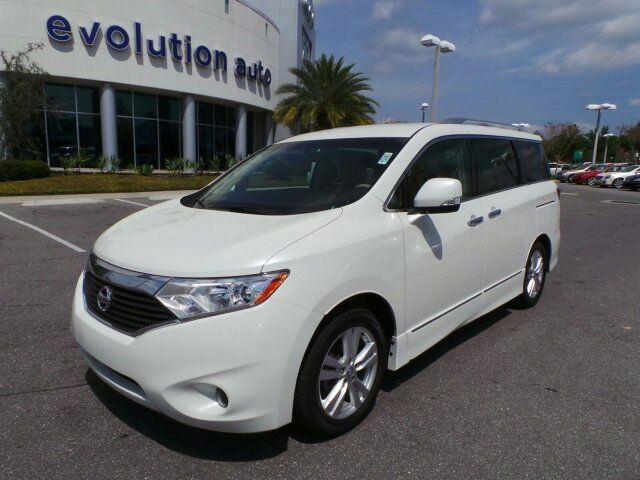 Nissan : Quest SL SL 3.5L THIRD ROW LEATHER POWER SLIDE DOORS BLUETOOTH BACKUP CAMERA