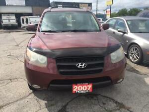 2007 Hyundai Santa Fe GL 5Pass