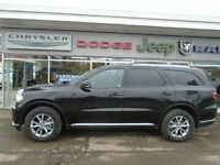 2014 Dodge Durango Limited AWD 7 Passenger, FULLY LOADED with DV