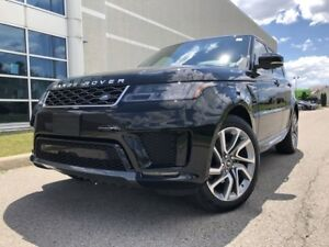 2018 Land Rover Range Rover Sport HSE | Drive Pro Pack | Vision
