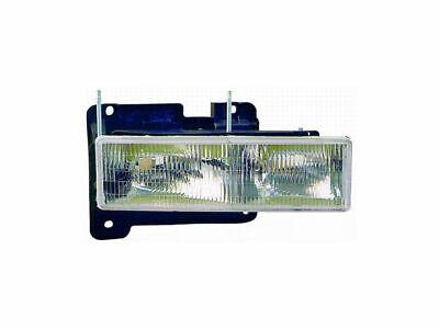 For 1988-2000 Chevrolet K3500 Headlight Assembly Right - Passenger Side 47647KJ