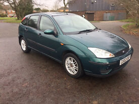 FORD FOCUS LX - FULL SERVICE HISTORY - CAM BELT DONE £650