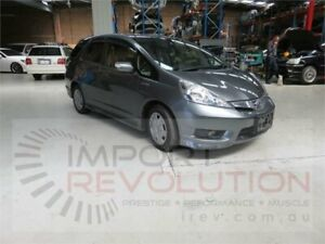 2012 Honda Fit GP2 Shuttle Grey Automatic Bayswater Knox Area Preview
