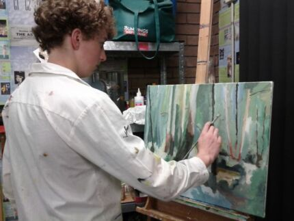 Art Classes - learn to paint *Beginners welcome; Cheltenham Cheltenham Kingston Area Preview
