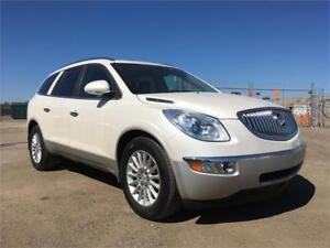 2010 Buick Enclave CXL 7 Passenger AWD SUV! FREE Oil Changes!