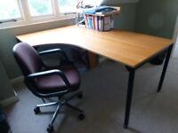 Desk L shaped